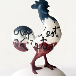 Coq - Art